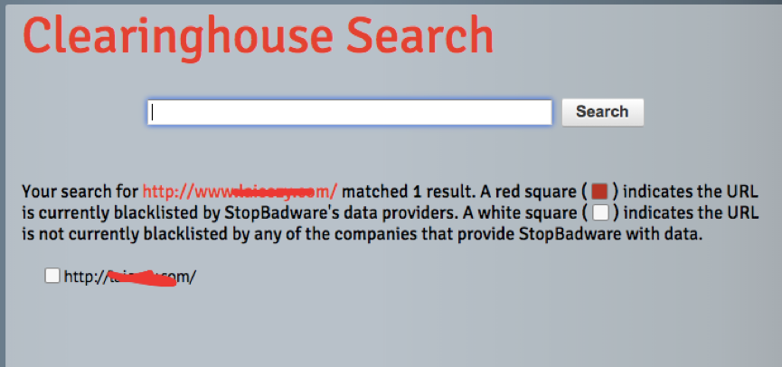 檢測網站是否依舊存在被黑內容